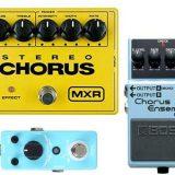 Best Chorus Pedals