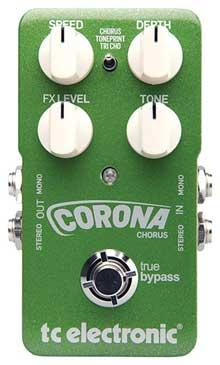 Corona Chorus Pedal