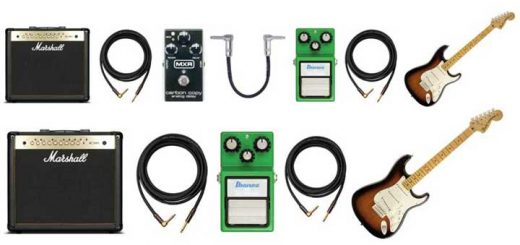 how to use the four cable method guitar gear finder. Black Bedroom Furniture Sets. Home Design Ideas