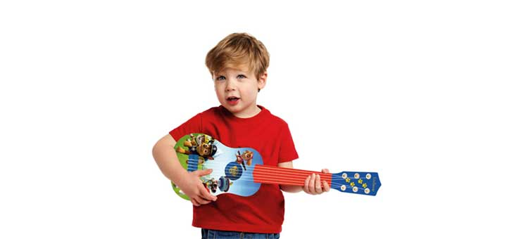 What age to start learning guitar
