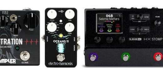 Best Guitar Pedals in 2018
