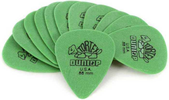 Dunlop Tortex Picks