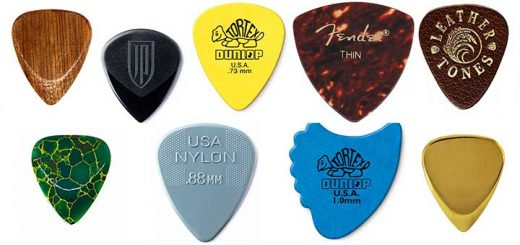 Ultimate Guide to Guitar Picks