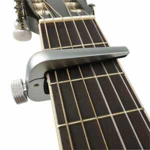 Screw type capo