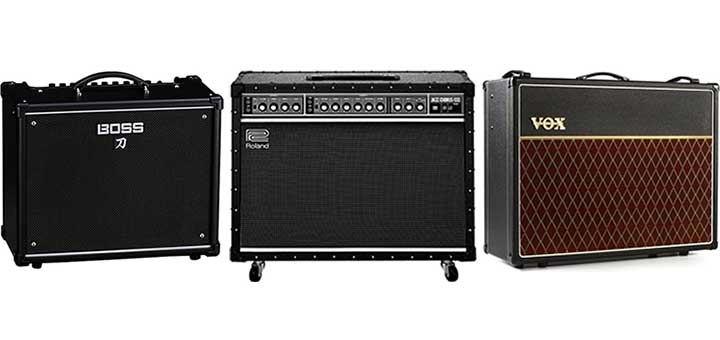 Types of guitar amps explained