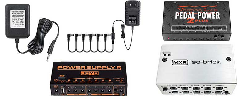Guitar Pedal External Power Supplies
