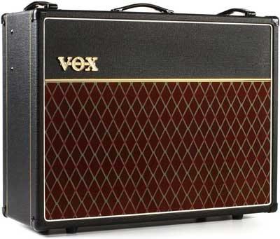 VOX AC30 guitar amp