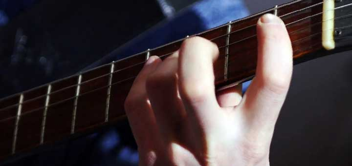 Guitar Finger Exercises