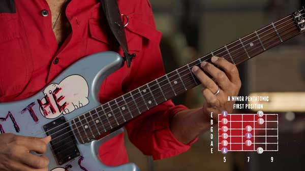 Tom Morello MasterClass scales