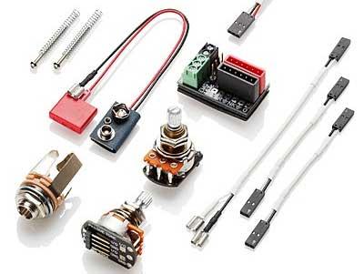 EMG solderless install kit