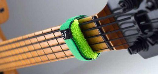 Guitar string suppressors