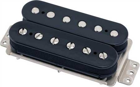 Passive guitar pickup