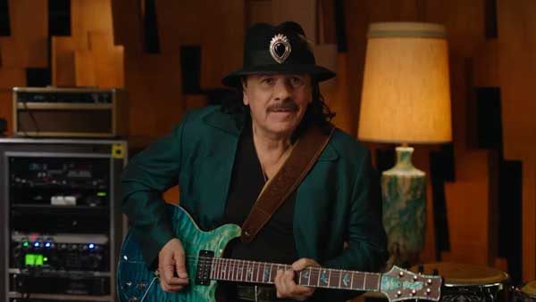 Carlos Santana MasterClass Review 1