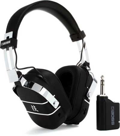 BOSS WAZA-AIR headphones