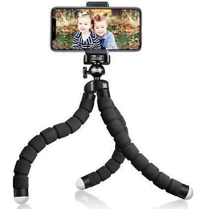 Desktop camera stand