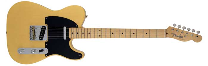 Fender Telecaster weight