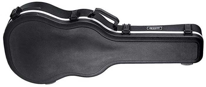 Guitar case weight