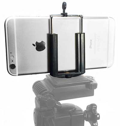 Smartphone camera attachment