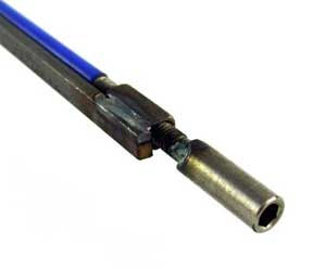 Dual action truss rod