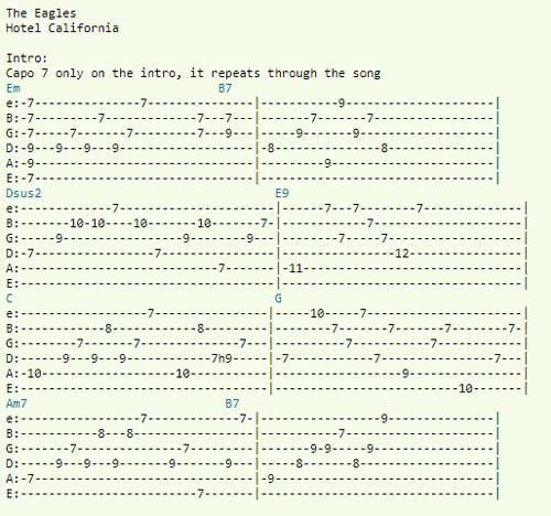 Best Free Guitar Tab Websites In 2020 Guitar Gear Finder