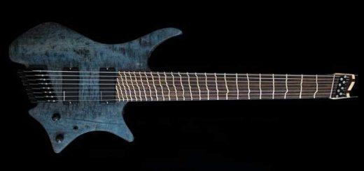 True Temperament frets guitar