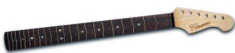 True Temperament guitar neck