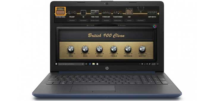 Connect guitar to pc