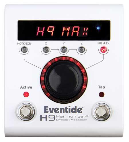 Eventide H9 pedal