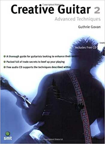 Creative Guitar 2 book