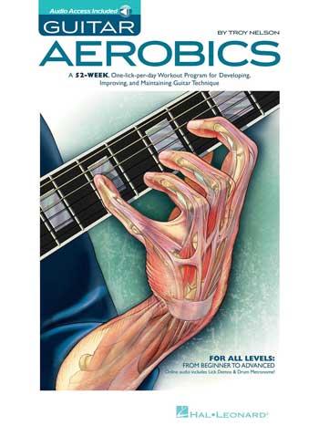 Guitar aerobics book