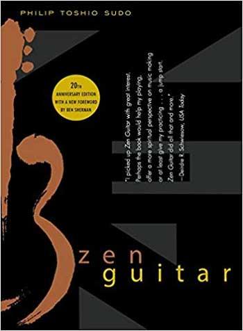 Zen Guitar book