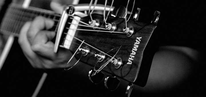 Alternate guitar tunings