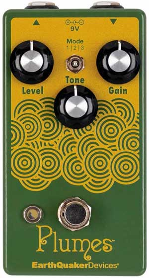 EarthQuaker Devices Plumes Pedal