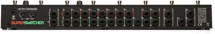 EHX Super Switcher back