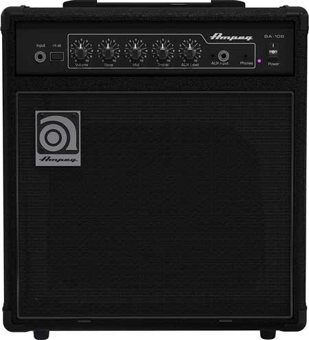 Ampeg combo bass amp