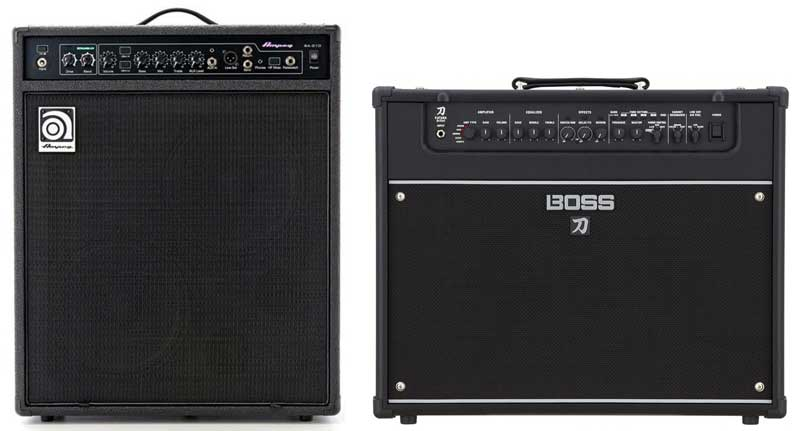Bass vs Guitar Combo Amps