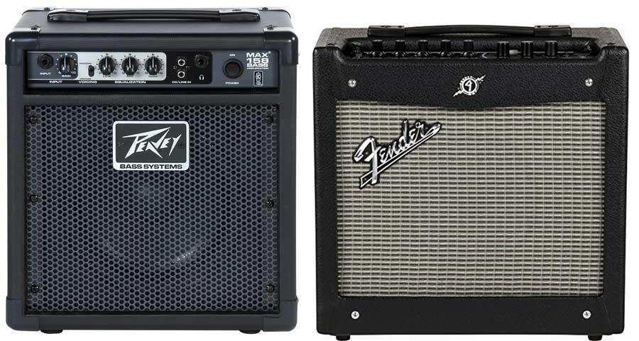 Bass vs Guitar Practice Amps