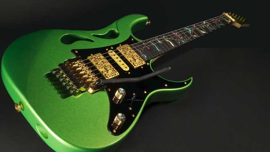 Envy Green Ibanez PIA