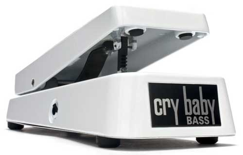 Dunlop Cry Baby Bass Wah Pedal