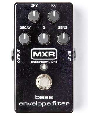 MXR Bass Envelope Filter Pedal