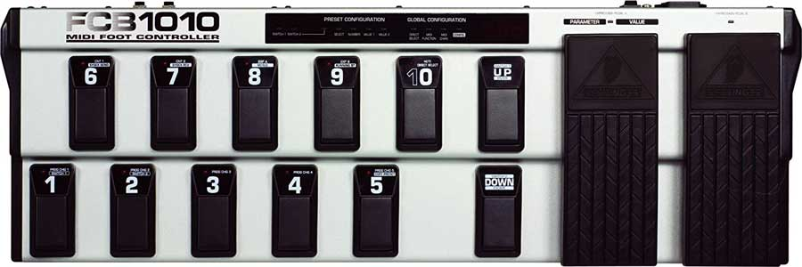 Behringer MIDI foot controller