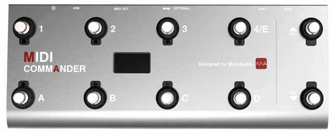 Meloaudio MIDI Commander