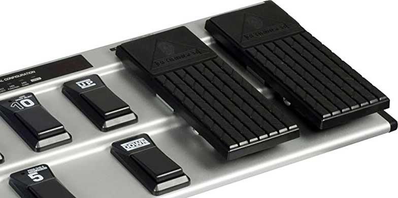 MIDI Controller expression pedal