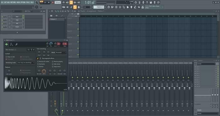 FL Studio DAW