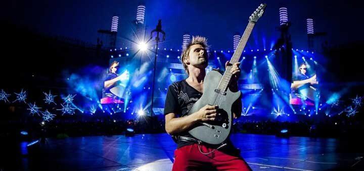 Best Muse Guitar Riffs