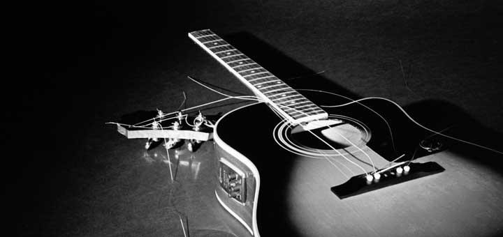 Guitar Sounds Bad