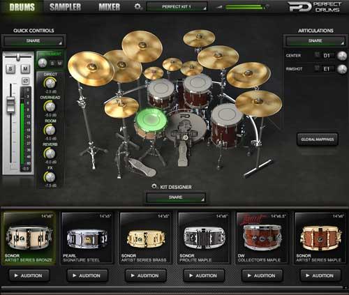 Drum VST plugin