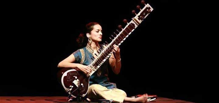 Make guitar sound like a sitar