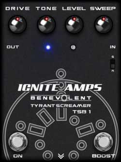 Ignite amps pedal plugin