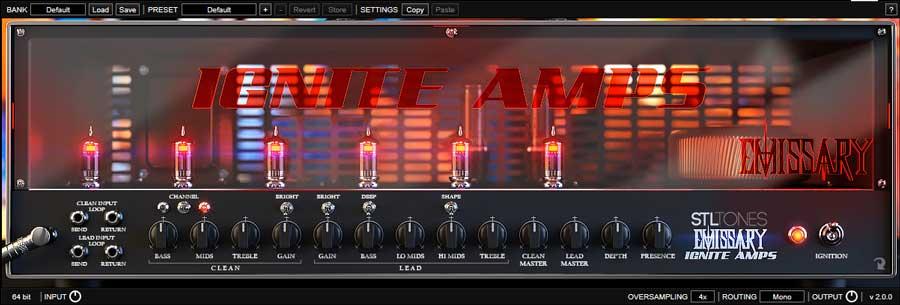 Ignite Amps plugin